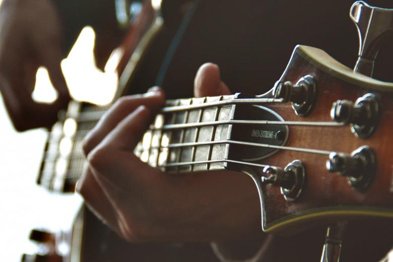 Short scale bass header