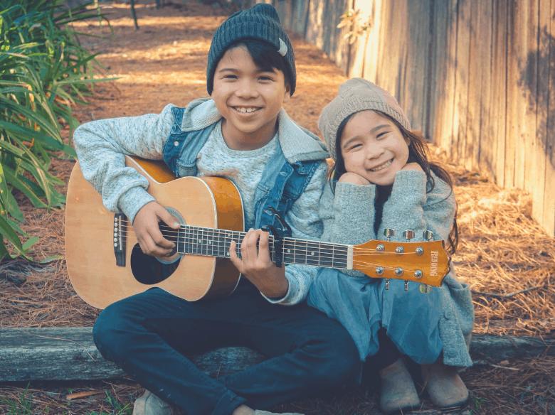 best guitars for kids acoustic guitar