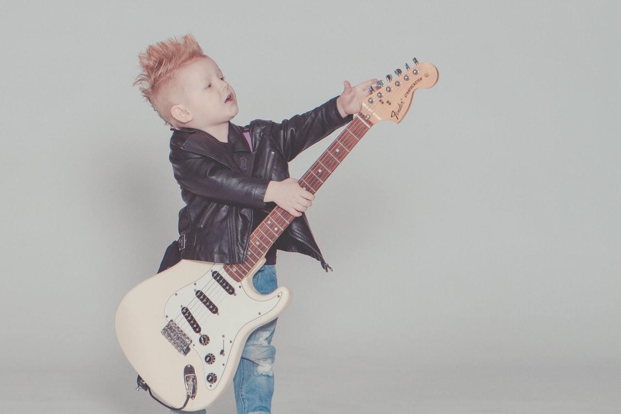 Best Kids Guitar Header
