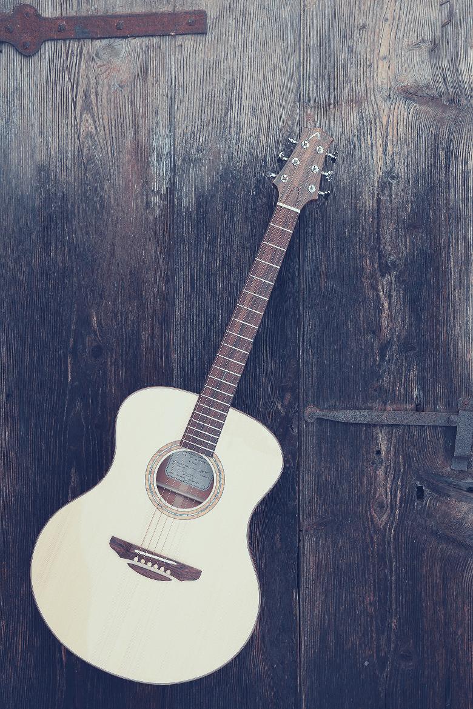 Acoustic Guitar Wood Guide