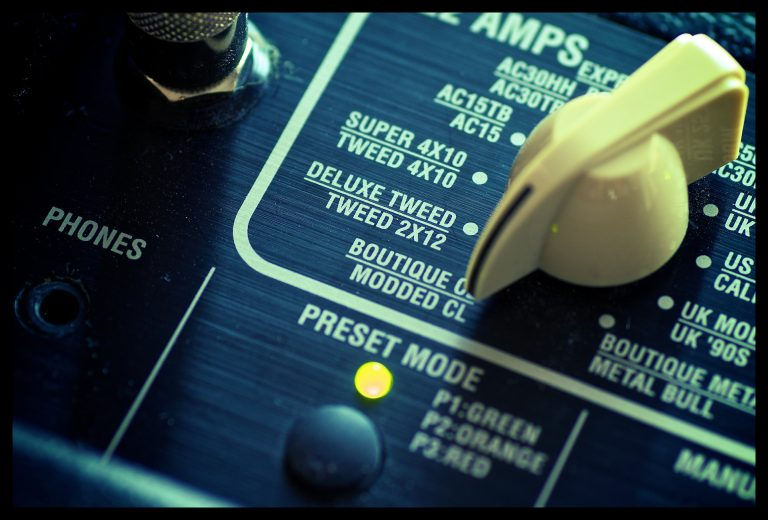 best mini guitar amp header