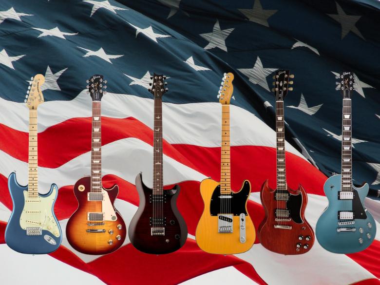 American Made Guitars