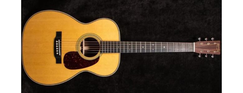 Martin 00 28 concert guitars